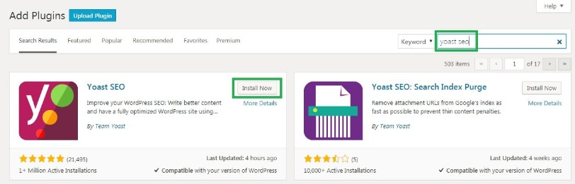 wordpress-step-2-click-on-install-now-to-install-yoast-seo