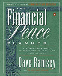 pay off debt financial peace planner