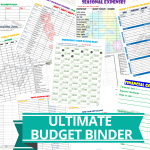 Ultimate Budget Binder